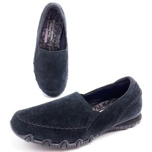 Skechers Relaxed Fit Memory Foam Moccasin Loafers
